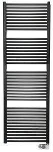 Elara elektrische radiator 181,7 x 60 cm mat zwart - 41.3557