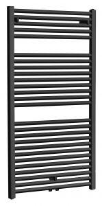 Elara radiator 118,5 x 60 cm mat zwart - 41.3580