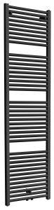 Elara radiator 181,7 x 45 cm mat zwart - 41.3586