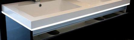 Furni Led Onderkast Verlichting 100 X 46 Cm